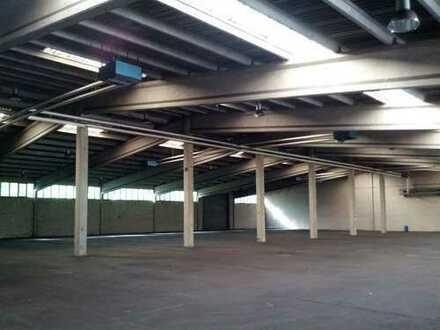 MAYS\\WERK in Tönisvorst: ca. 2.150 qm Lager- und Produktionshalle zu vermieten