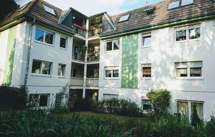 DI - vermietete 2-Zimmer-Wohnung in Stahnsdorf