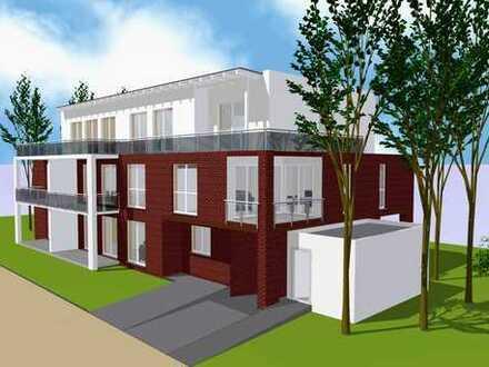 PENTHOUSE mit Dach-Terrasse in der RESIDENZ AM BUCHENWEG: Barrierefreies Wohnfühlen in Brüggen...