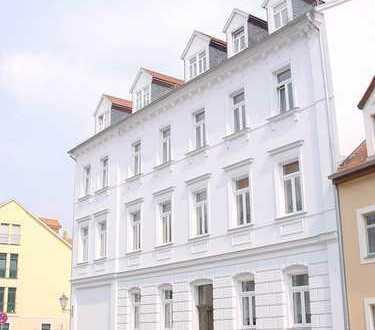 2014 vollsanierte Altbauwohnung im Zentrum von Grimma mit Terrasse und inklusive Hof-Stellplatz