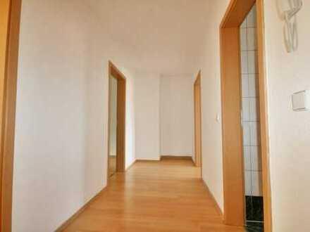 Schöne 2-Raum-Wohnung mit praktischem Schnitt, Tageslichtbad und Aussenstellplatz!