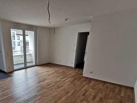 Erstbezug: Elegante 2-Zimmer-Wohnung + Küche im neu gebauten Mehrfamilienhaus
