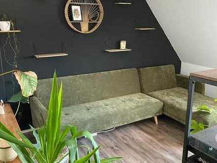 Freundliche, renovierte 2-Zimmer-Wohnung zur Miete in Heidelberg