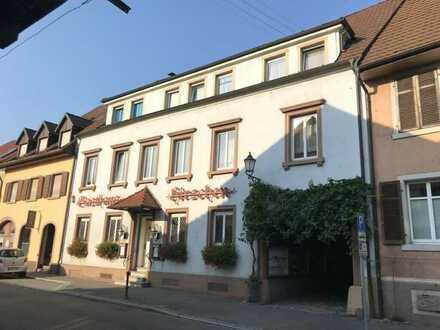 Kapitalanlage-Paket auf 4 Wohnungen in Ihringen