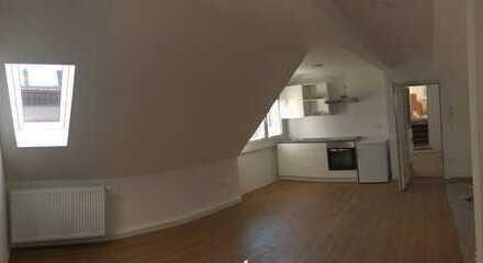Schöne helle DG-Wohnung im Herzen von Baden-Baden