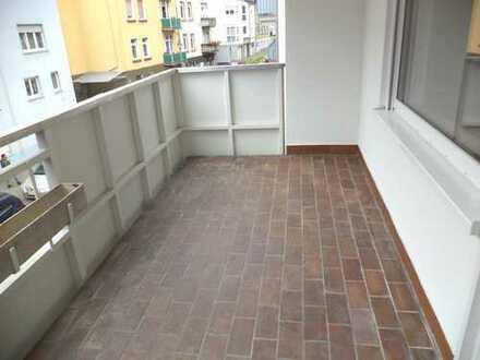 Mitten in Bad Nauheim