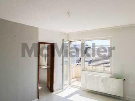Freundliche 3-Zi.-Whg. mit Balkon in Toplage als Kapitalanlage oder zur Eigennutzung