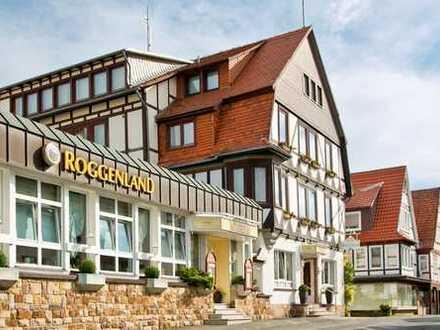 Idyllisches Privathotel im malerischen Waldeck zu verkaufen