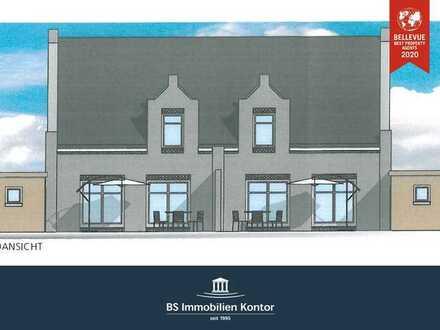 Conrebbersweg - KFW55 Standard! Schlüsselfertige Doppelhaushälfte (Nr. 2) mit Terrasse, kleiner Gart