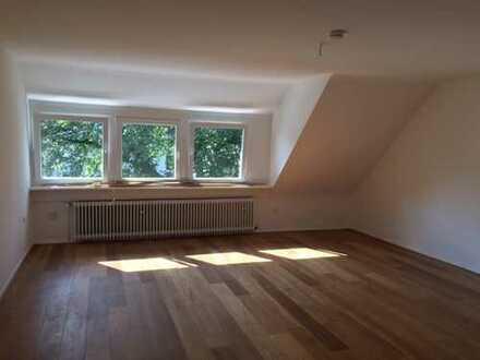 Helle, ruhige 4 ZKB Wohnung (110 qm) ,Erphoviertel Münster