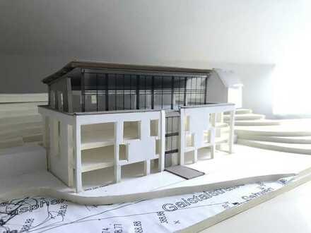 Erstbezug mit Balkon: ansprechende 3-Zimmer-Wohnung in Bad Herrenalb