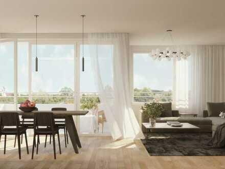 4 - Zimmerwohnung mit Parkblick - KFW 55 gefördert