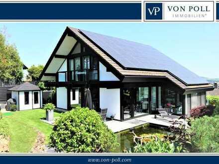 Exklusives Davinci-Haus mit traumhaftem Grundstück und toller Fernsicht