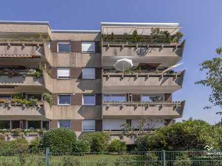 """Eine """"Perle"""" im Frauenviertel: Sonnige Eigentumswohnung in Dinslaken-Bruch"""