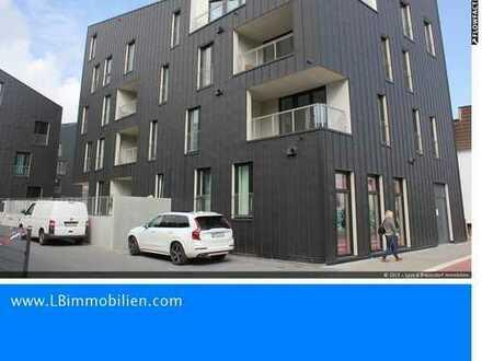 Exclusive EG - Terrassenwohnung im maritimen Ambiente im Harburger Binnenhafen mit Garage