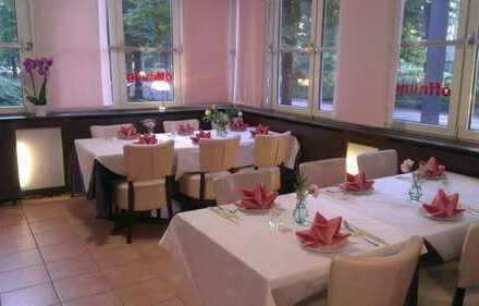 große schöne Restaurant in Frankfurt am Main