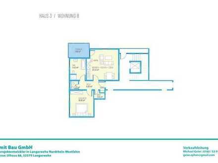 Zwei Zimmer EG-Wohnung H3W8