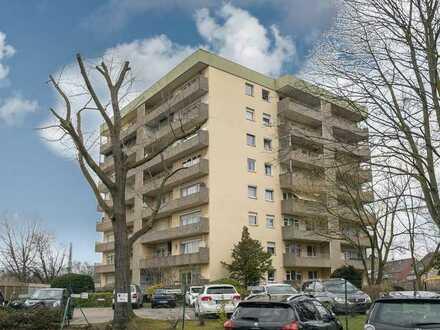 Dormagen: Moderne 4-Zimmer-Wohnung mit Balkon in zentraler Lage