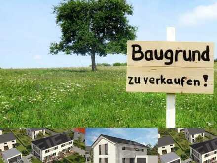 Grundstück für eine Doppelhaushälfte!