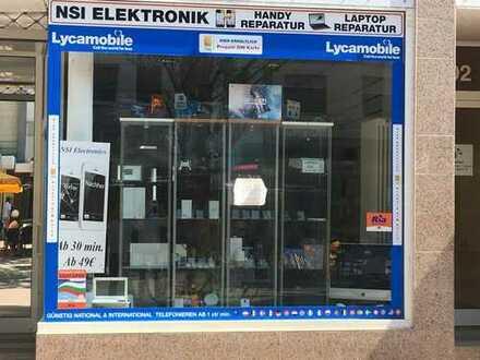 Ladenlokal in 1A Lage 8 mit hohe Kundenfrequenz