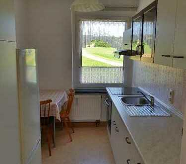Möblierte 3-Zimmer- Wohnung mit Einbauküche, auch als WG geeignet