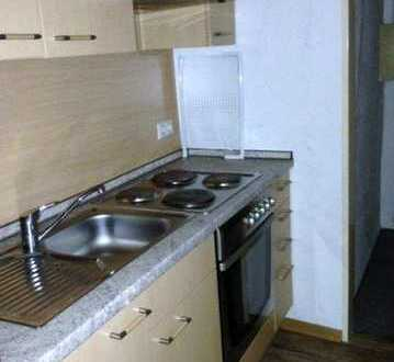 1 Zimmer Wohnung im Erdgeschoss in ruhiger Innenstadtlage!