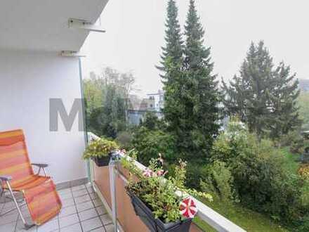 Gemütliche, helle 2-Zi.-ETW mit Balkon in der Frankfurter Nordweststadt