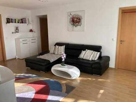 Stilvolle, gepflegte 3-Zimmer-Wohnung mit Süd-Balkon (gerne auch möbliert/teilmöbliert)