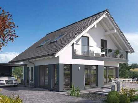 KLIMA-KOMFORT-HAUS in exklusiver Lage von Wackernheim (Version mit Keller)