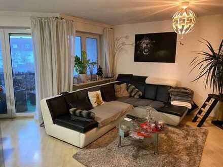 Gepflegte 3-Zimmer-Wohnung mit Balkon, ruhiger Lage in Großkrotzenburg