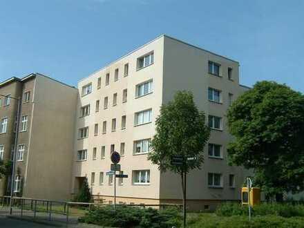 sanierte 2-Raum-Wohnung mit Balkon
