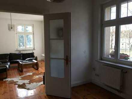 Helle 3-Zimmer-Wohnung mit Terrasse und EBK in Wittstock/Dosse
