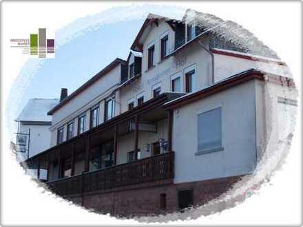 SANIERUNG od. ABRISS *Landhotel & Restaurant in Wanderer & Biker Paradies Lahn * kaufen