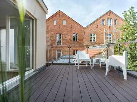 Seltene Gelegenheit ... wunderschöne Penthouse-Maisonette im idyllischen Holländervierte
