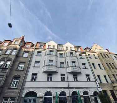 Attraktive 4-Zimmer-Wohnung mit Balkon in Nürnberg, 5 Minuten zum Hauptbahnhof