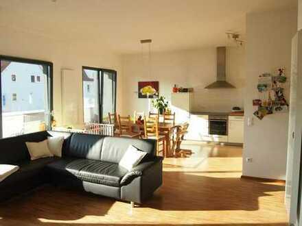 Hier möchte ich wohnen! Moderne und großzügige 3-Zimmerwohnung in HN-Ost