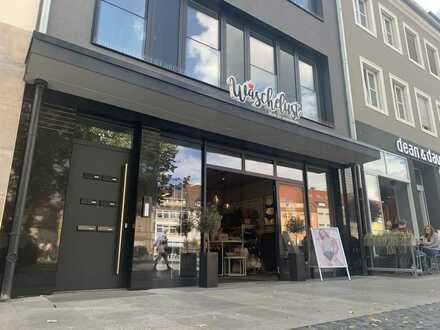 Erstbezug mit EBK und Dachterrasse: exklusive 3-Zimmer-Penthouse-Wohnung in Schweinfurt