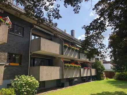 PROVISIONSFREI -Modernisierte 3-Zimmer-Wohnung mit Balkon und EBK in Hilden-Süd