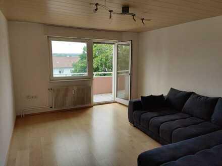 Vollständig renovierte und teilmöblierte Wohnung mit Balkon und EBK in Villingen