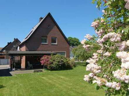 Werne-Stockum ! Freistehendes Einfamilienhaus für die Familie und Gartenliebhaber !
