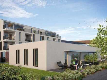 4-Zimmerwohnung in Bungalow-Haus mit eigenem Garten!