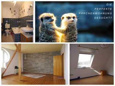 Ideale Pärchenwohnung in einem gepflegten Haus..