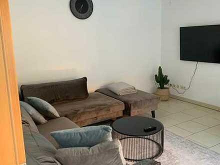 Neuwertige 3-Raum-Maisonette-Wohnung mit Balkon in Dannstadt-Schauernheim