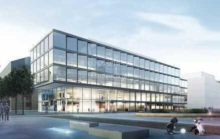 Neubau 2020! Top moderne Bürofläche mit Terrasse in der Gläsernen Softwarefabrik