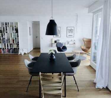 Reserviert- einmalige Gelegenheit in Rüttenscheid: neuwertige Luxuswohnung 4/5 Zimmer inkl. TG/EBK