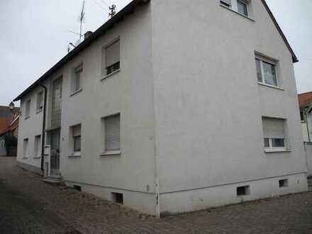 Solides 4 Familienhaus in ruhiger Ortskernlage von Herxheim/Berg, ideal als Kapitalanlage!