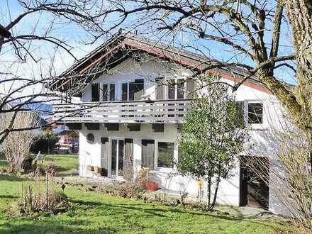 Landhaus in bevorzugter Lage von Ohlstadt