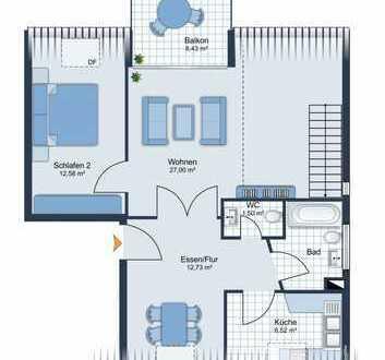 Schöne vier Zimmer Wohnung in Offenbach am Main, Stadtmitte