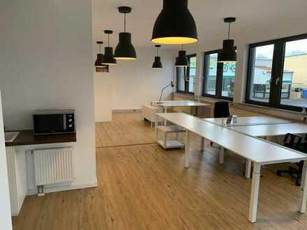Moderne, helle Büroflächen zu vermieten