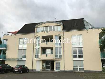 Helle, top gepflegte Single-Wohnung in zentraler Stadtlage von Grünstadt